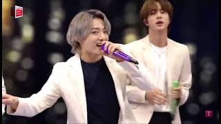 BTS Boy With Luv & Dynamite Lotte Family Concert 2021