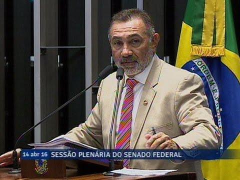 Telmário Mota Reafirma Que Não Há Crime Para Justificar Abertura De Processo De Impeachmet De Dilma