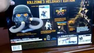 Killzone 3 Helghast Edition | Unboxing En Español Thumbnail
