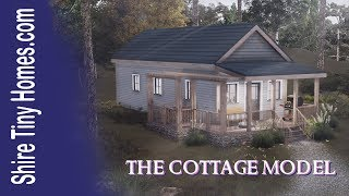 Best Small House Designs | The Cottage in The Shire at Mountaintown