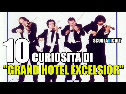 "🌟10 CURIOSITÀ di 🎥 ""Grand Hotel Excelsior"" - ScuolaDiCult"