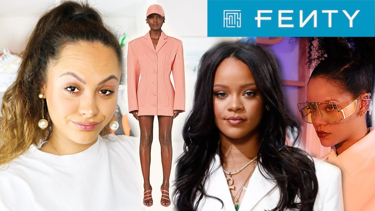 reputable site 6788e a7c8c RIHANNA'S *LUXURY* FENTY CLOTHING LINE - ALL THE INFO & WHAT TO BUY!
