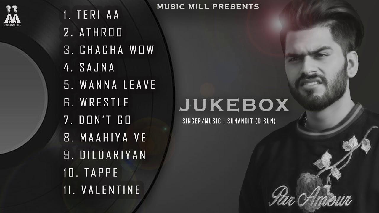 Audio Jukebox   Sunandit  D sun   Harsh Dhillon   Music Mill   DigitalStop  New Audio Jukebox Mashup