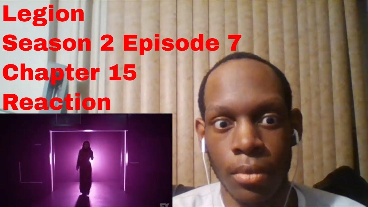 Download Legion Season 2 Episode 7 Chapter 15 Reaction