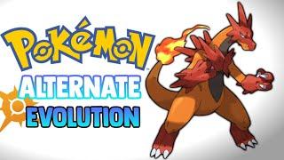 Pokemon GBA ROM HACK alternate evolution [Gameplay&Download]