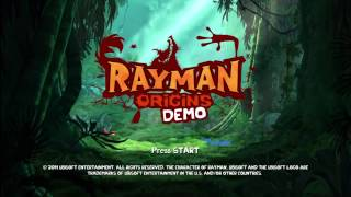 Rayman Origins - PS3 Gameplay HD