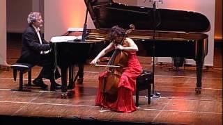"Franz Schubert ""Der Lindenbaum"" Yvonne Timoianu Cello, Alexander Preda, Piano"