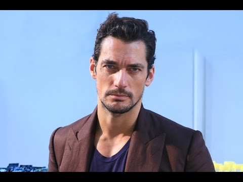 David Gandy New take on men fashion