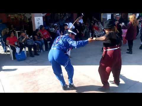 Pachuco dance