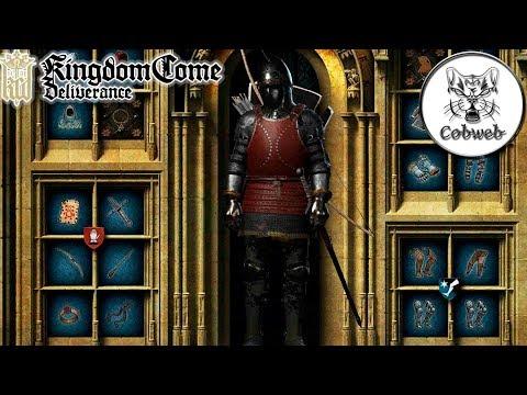 Kingdom Come: Deliverance Бесплатный тяжёлый доспех
