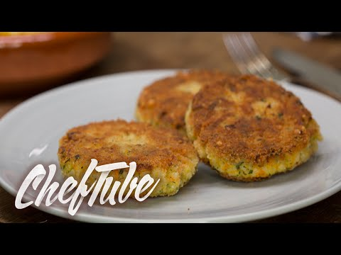 comment-faire-des-boulettes-végétariennes---recette-dans-la-description