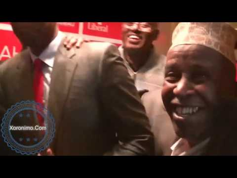 Ahmed Hussen 1st Somali-Canadian elected to Parliament exclusive inside Video