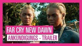 [AUT] Far Cry New Dawn - Ankündigungs-Trailer
