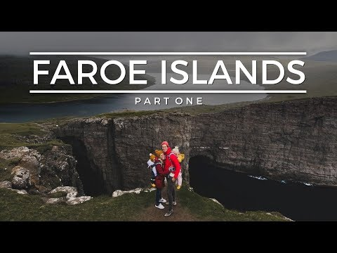 WELCOME TO THE FAROE ISLANDS! || PT. 1