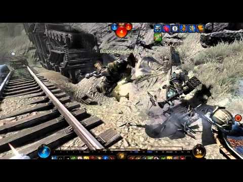 видео: panzar -  Гномы  против  Люди. Онлайн игра.
