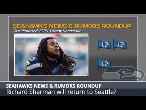 The Latest Seattle Seahawks Rumors and Pending 2018 Free Agents