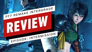 Final Fantasy 7 Remake: Intergrade - Episode INTERmission Review (Video Game Video Review)