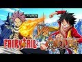 [Android] Fairy Tail VS One Piece New Action Fighting Game