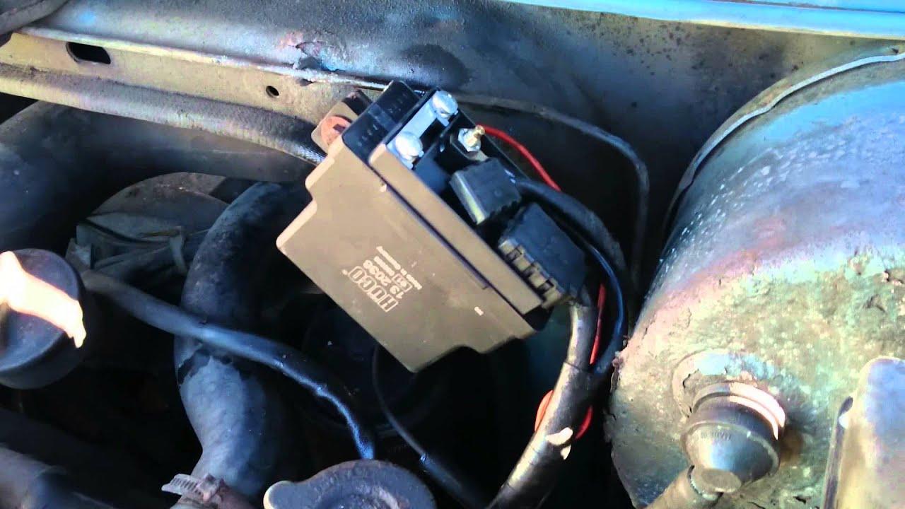 замена фазеров двигателя Triton 3кл. 5,4л Expedition, F150
