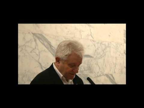 Paul Nurse Open Biology Speech