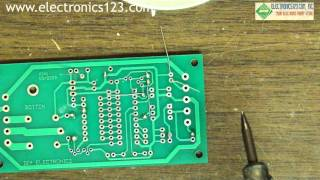 Learn how to solder