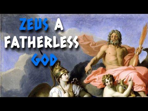 Zeus: A Fatherless God (Jupiter)   Greek Mythology - [Ep. 2] Hidden Teachings - Devin A.C. Dadah