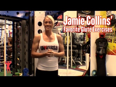 Jamie Collins' Favorite Glute Exercises