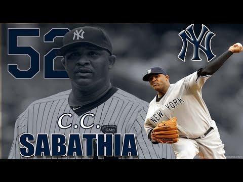 CC Sabathia Career Highlights