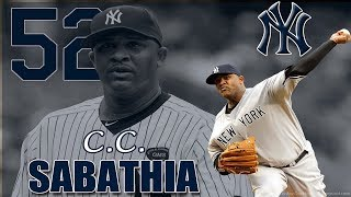CC Sabathia Career Highlights