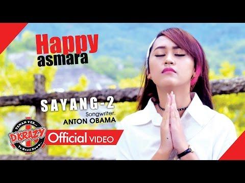 """SAYANG 2 """" HAPPY ASMARA """" Karaoke Music Video"""