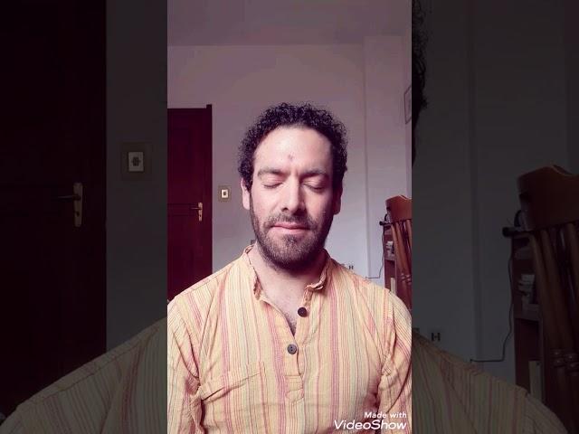 Sentire il confine - Meditazione di 3 minuti