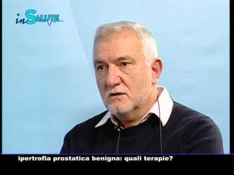 In Salute -  Ipertrofia prostatica benigna: quali terapie?