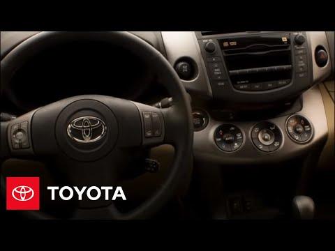 RAV4 How-To: 4WD Lock Button   2009 RAV4   Toyota - YouTube