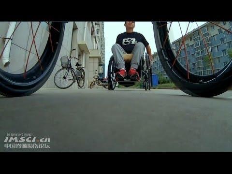 轮椅小伙伴儿们的无障碍生活  (Wheelchair Users' Daily Life in Accessible House)