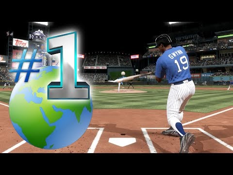 PLAYING THE #1 RANKED  MLB THE SHOW 17 PLAYER IN THE WORLD!
