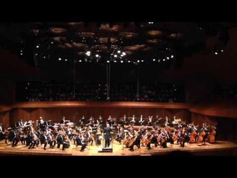 Conga del Fuego Nuevo   Orquesta Filarmónica de la UNAM - Concierto Mexicano 2013.