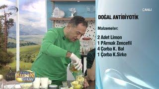 Ev Yapımı Doğal Antibiyotik Tarifi