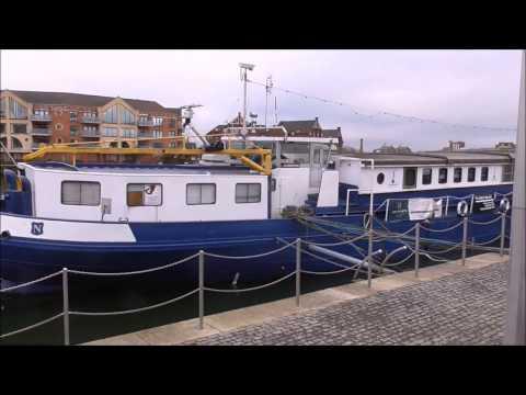 Belfast Barge Maritime Museum, MV Confiance