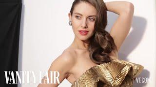 Mad Men's Allison Brie Would Choose Roger Sterling Over Don Draper - Vanities - Vanity Fair