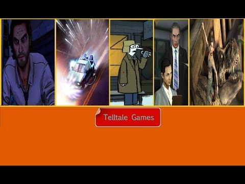 Топ 5 игр от Telltale Games