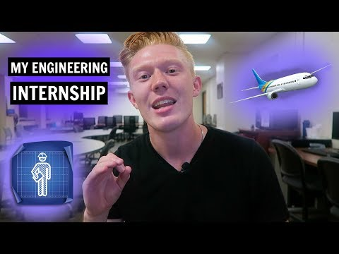 my FIRST engineering internship!! | Review