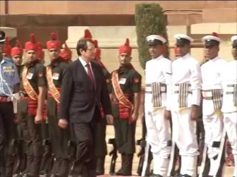 Cyprus to be India's special envoy in Europe, says President Anastasiades