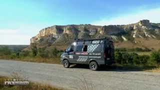 видео Поездка на микроавтобусе на отдых в Крым