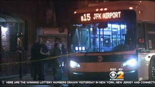 Police Questioning Teen After Deadly Shooting On MTA Bus In Brooklyn