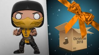 Perfect Mortal Kombat Toys Kids Gift Ideas / Countdown To Christmas 2018 | Christmas Gift Guide