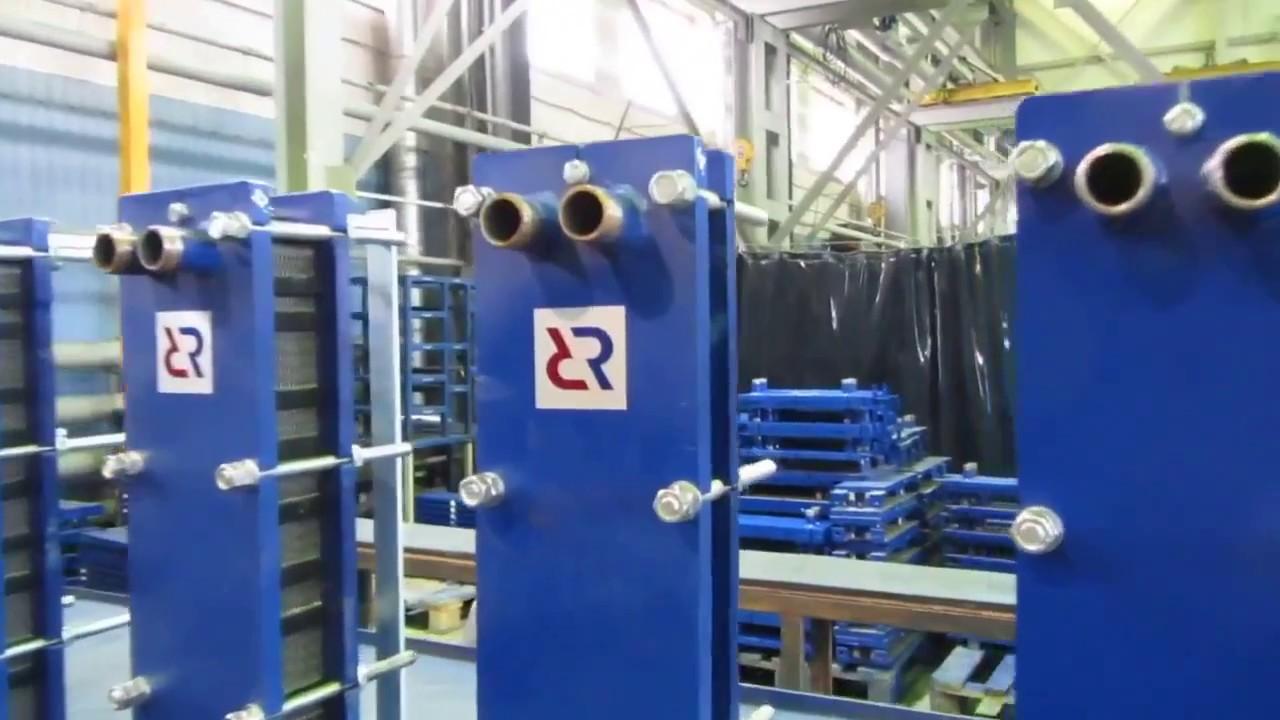 Производство пластинчатых теплообменников Пластинчатый теплообменник испаритель Машимпэкс (GEA) CT 187 Рубцовск