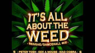 Bob Marley -  weed / Peter Tosh - Legalize it / It