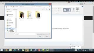 Change video orientation in Movie Maker