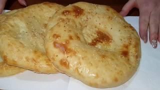 Узбекская лепёшка в духовке - Как из тандыра!!!