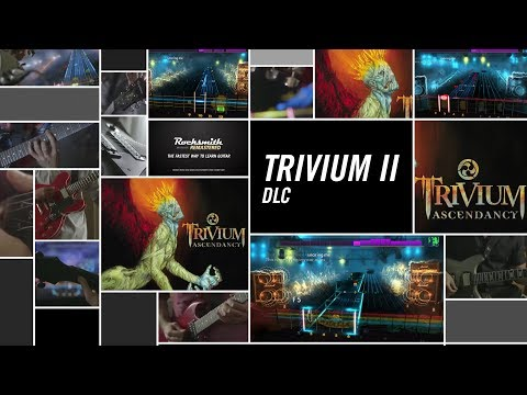 Trivium Song Pack II - Rocksmith 2014 Edition Remastered DLC